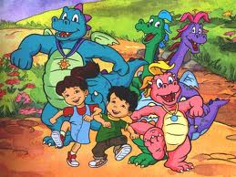 THE ONE WITH THE BILINGUAL DRAGONS (3/5)