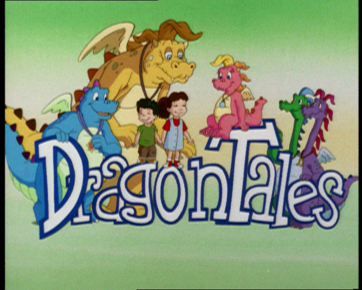 THE ONE WITH THE BILINGUAL DRAGONS (1/5)