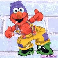 Elmo is not so fly as he may appear.