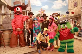 The Village Monstersof Yo Gabba Gabba