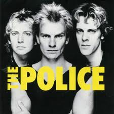 Not this Police.  The campus police.  This might have been another excuse to show Sting.