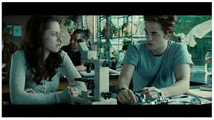 Like, you have girl cooties, Bella . . .