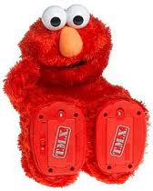 Not Elmo, emo.  Though both are equally obnoxious.