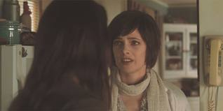 Bella, I had a vision of a really lame plot twist!