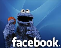 Facebook news, now with more Cookie Monster