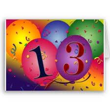 13 Luft Balloons!