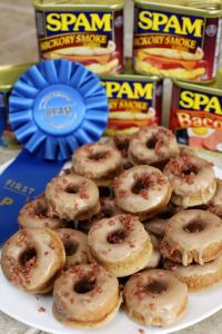 Spam DONUTS?  Why?  Just - whyyyyy?