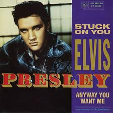 I want you just like that Elvis, dear.  Wait . . .
