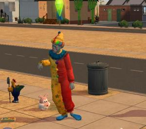 Question: What is worse than a clown?  Answer: Zombie clown.