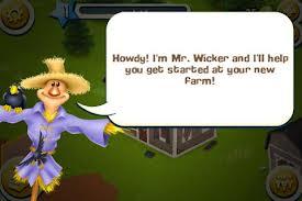 Oh okay Mr. Scarecrow arghhhhhhh!