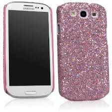 Only a sparkly, blingy phone will DO.