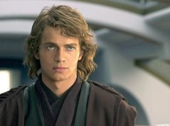 Anakin: Heh, I left a ripe one in the Jedi chamber!