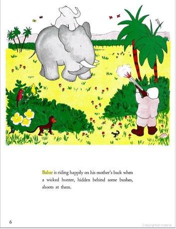 Babar, traumatizing children since 1933