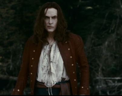 He's a vampire pirate. And fabulouuuuuussss!