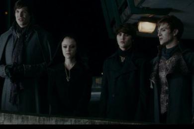 The Great Volturi . . . are bored.