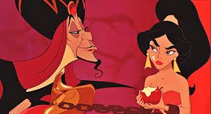 Jeez, Jabba, er Jafar . . .