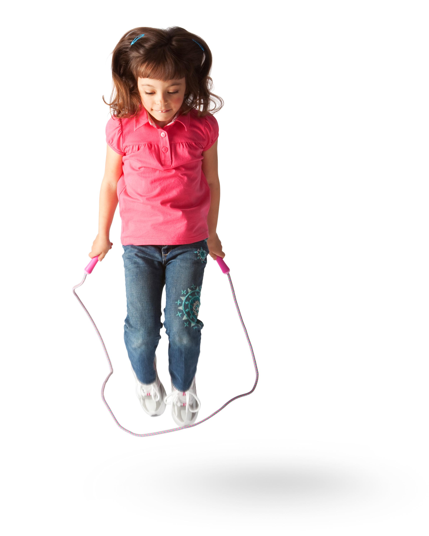 Start Jumping Rope Clip Art