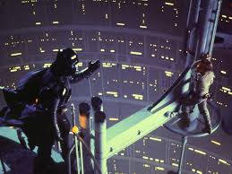 Vader: Search your insides, you know it to be true . . . blarrrrttttt Luke: Nooooooo!