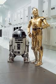 Threepio: I am familiar with over 6 million forms of communication R2-D2: farrrrrt Threepio: Not that one.