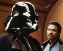 Vader: I have altered your meal plan . . . poooooooot . . . pray I don't alter it any further. Lando: My gas is getting worse all the time!