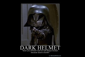 Listen to Helmet, guys.