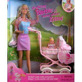 barbie mit baby