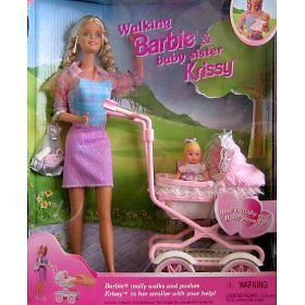 Sure, Barbie, we're all buying it.