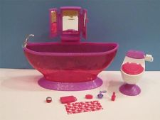 I will not go into the number of disturbing pics involving Barbie and the potty.  Suffice it to say, even Barbie poops.