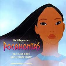Pocahontas: She speaks for the trees.