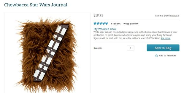 What happens when Chewbacca has a wax done.