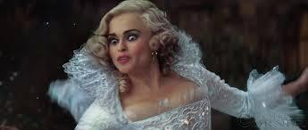 Helena still has them crazy eyes!