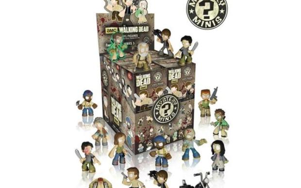 Who wouldn't want a bunch of random decaying zombie figures???