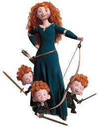 merida and brothers