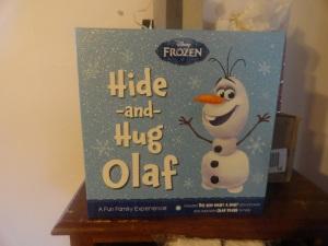 The Stalking Snowman!