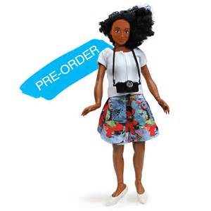 The site (Lammily.com) is now releasing a black doll. BUT WHERE ARE THE LATINOS, HUH, HUH?