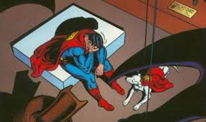 Tell all your troubles to super mutt there.