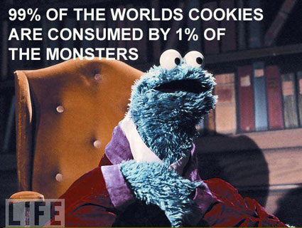 Cookie Monster would have had my vote!