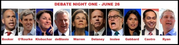 democrat-candidate-debate-line-up-miami-first-night