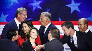 democrat dog pile