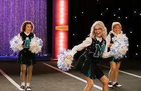 Elizabeth Warren cheerleader