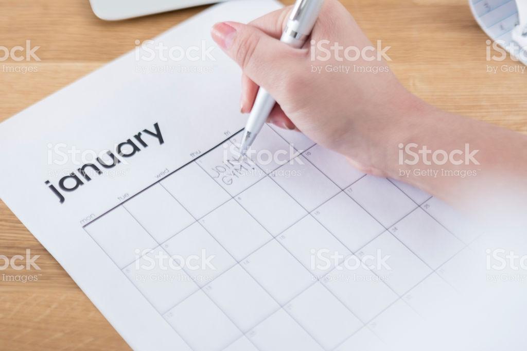 january goal