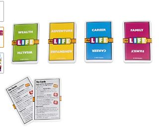 life adventures card game 2