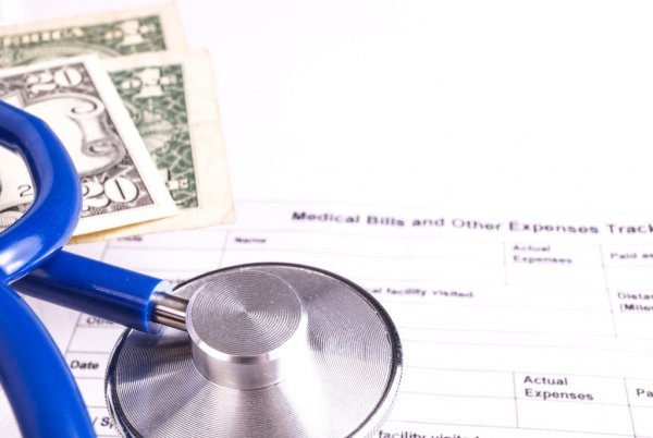 I like how the doc holds down extra money with his medical equipment while making out your bill personally.
